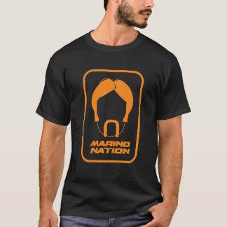 T-shirt Nation de Marino