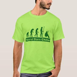 T-shirt Natural Born Chiller