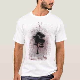 T-shirt Nature captive