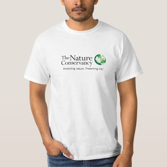 T-shirt nature conservancy