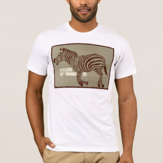 T-shirt  Nature of Things - Habillage promotionnel (1966)
