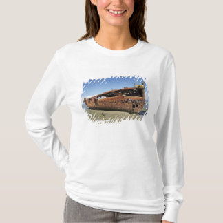 T-shirt Naufrage de Janie Seddon, Motueka, Nelson