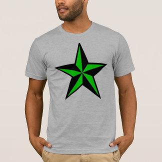 T-shirt Nautique vert