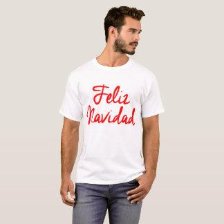 T-SHIRT NAVIDAD DE FELIZ