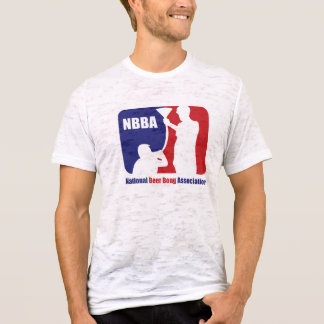 T-shirt NBBA, bière de Nationatl Bong l'association