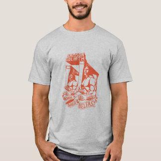 T-shirt Né et multiplié à Belfast