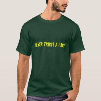T-shirt Ne faites jamais confiance à un pet