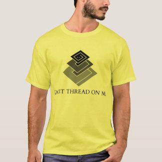 T-shirt Ne filetez pas sur moi