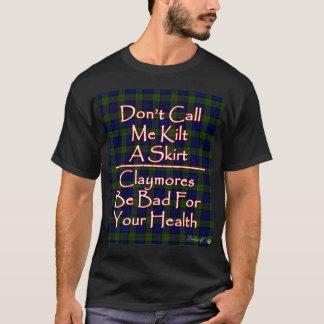 T-shirt Ne l'appelez pas une jupe !
