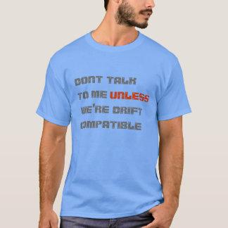 T-shirt Ne me parlez pas la chemise