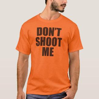 T-shirt Ne me tirez pas - habillement de festival