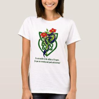 T-shirt Ne mêlez pas dans les affaires des dragons