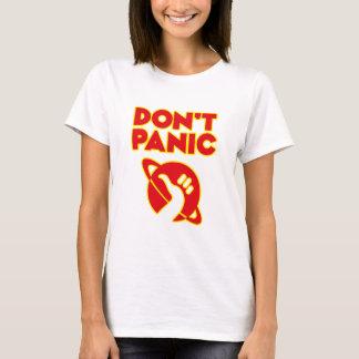 T-shirt Ne paniquez pas
