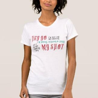 T-shirt Ne pas jeter mon tir