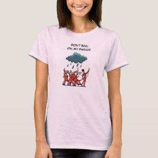 T-shirt Ne pleuvoir sur mon défilé
