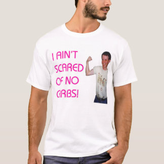 T-shirt Ne soyez pas effrayé !