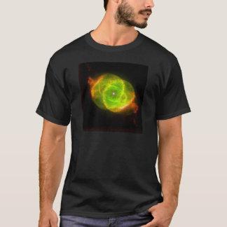 T-shirt Nébuleuse de Chat-Oeil