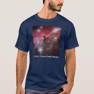 T-shirt Nébuleuse de tête de cheval