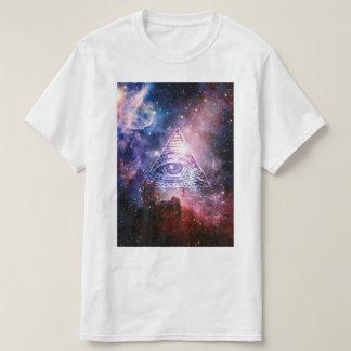 T-shirt Nébuleuse d'Illuminati