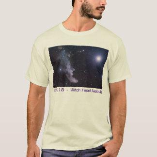 T-shirt Nébuleuse principale de sorcière