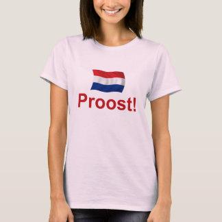 T-shirt Néerlandais Proost !