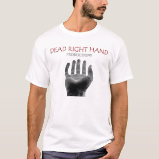 T-shirt Négatif rouge - blanc