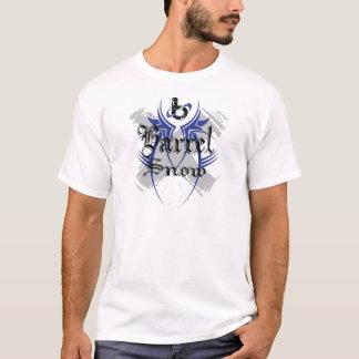 T-shirt Neige limitée X du baril X
