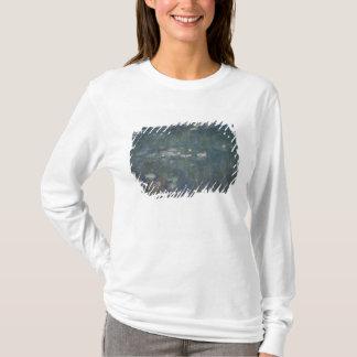 T-shirt Nénuphars de Claude Monet | : Réflexions vertes