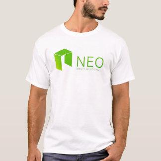 T-shirt NÉO- économie futée Cryptocurrency de Blockchain