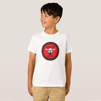 T-shirt nerd de Hanes TAGLESS® des enfants d'ÉPICE