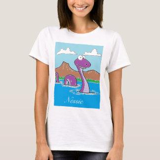 T-shirt Nessie : le monstre de Loch Ness