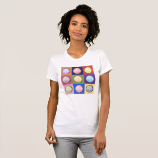 T-shirt Neuf boules de golf