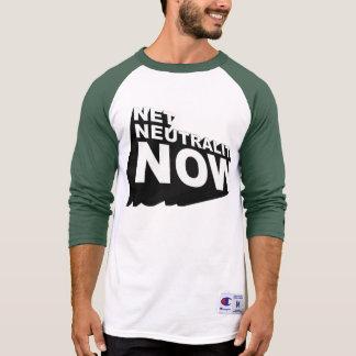 T-shirt Neutralité 3D nette audacieuse maintenant