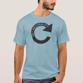 T-shirt Neutralité nette de recharge - noir