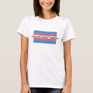 T-shirt neveu de transport