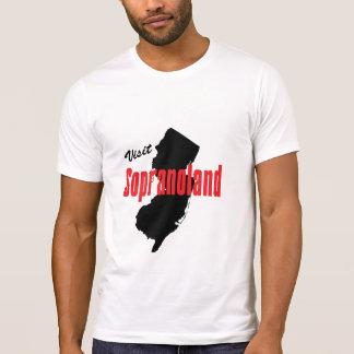 T-shirt New Jersey - Sopranoland