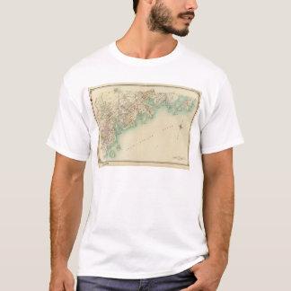 T-shirt New York City du nord 2