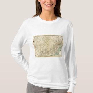 T-shirt New York City du nord 3