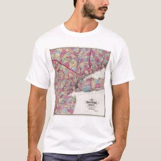 T-shirt New York et proximité