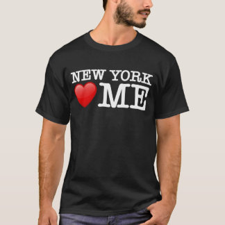 T-shirt New York m'aime, fan de NYC