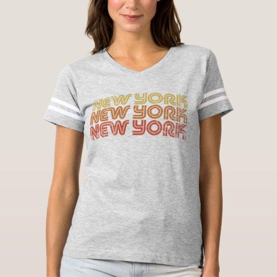 T-shirt New York Vintage used