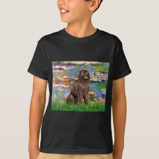T-shirt Newfie (brun) - lis 2