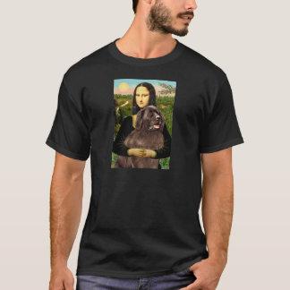 T-shirt Newfie (brun) - Mona Lisa