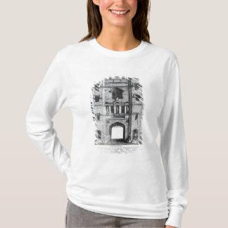T-shirt Newgate, Londres, pub. 1761