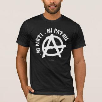 T-shirt Ni partie, ni patrie