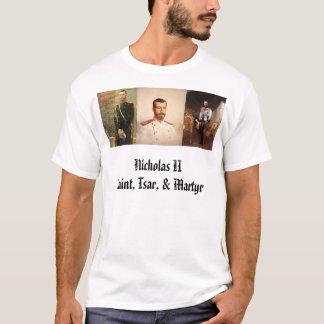 T-shirt Nicholas II
