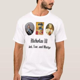 T-shirt Nicholas_II