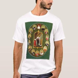 T-shirt Nicholas II - Multiple