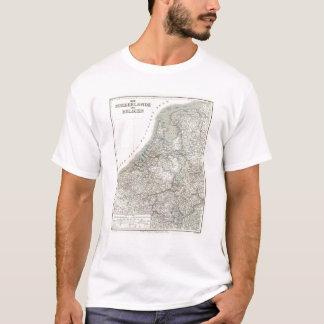 T-shirt Niederlande, Belgien - Pays-Bas, Belgique