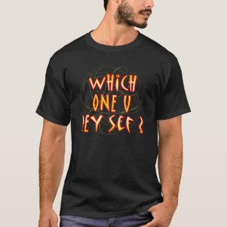 T-shirt nigérien - lesquels U Dey.